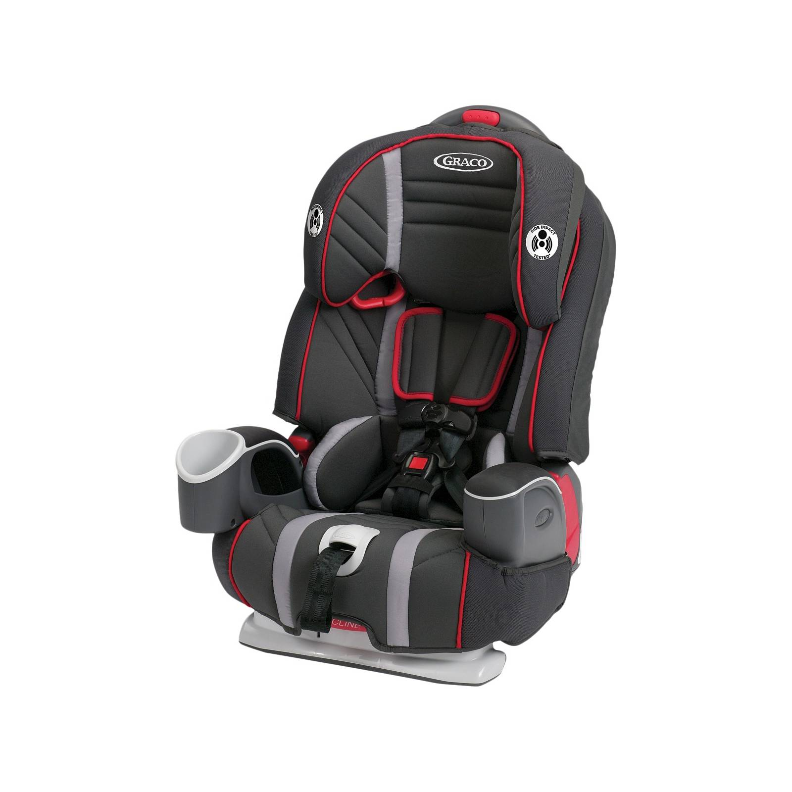 Graco nautilus 3 in 1 multi use car seat - Our Top Pick