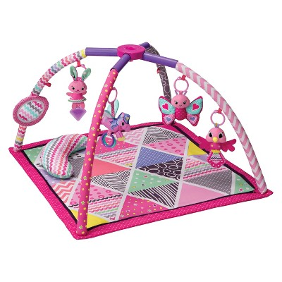 Infantino Twist n' Fold Gym Playmat - Lil Gems