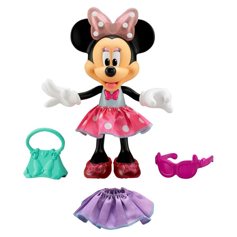Fisher-Price Disney's Minnie Mouse Glitz 'n Glam Doll