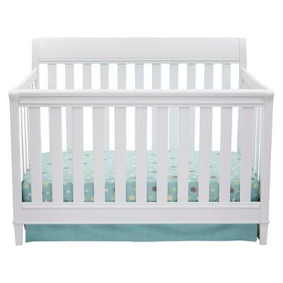 Delta Children® Haven 4-in-1 Convertible Crib - White