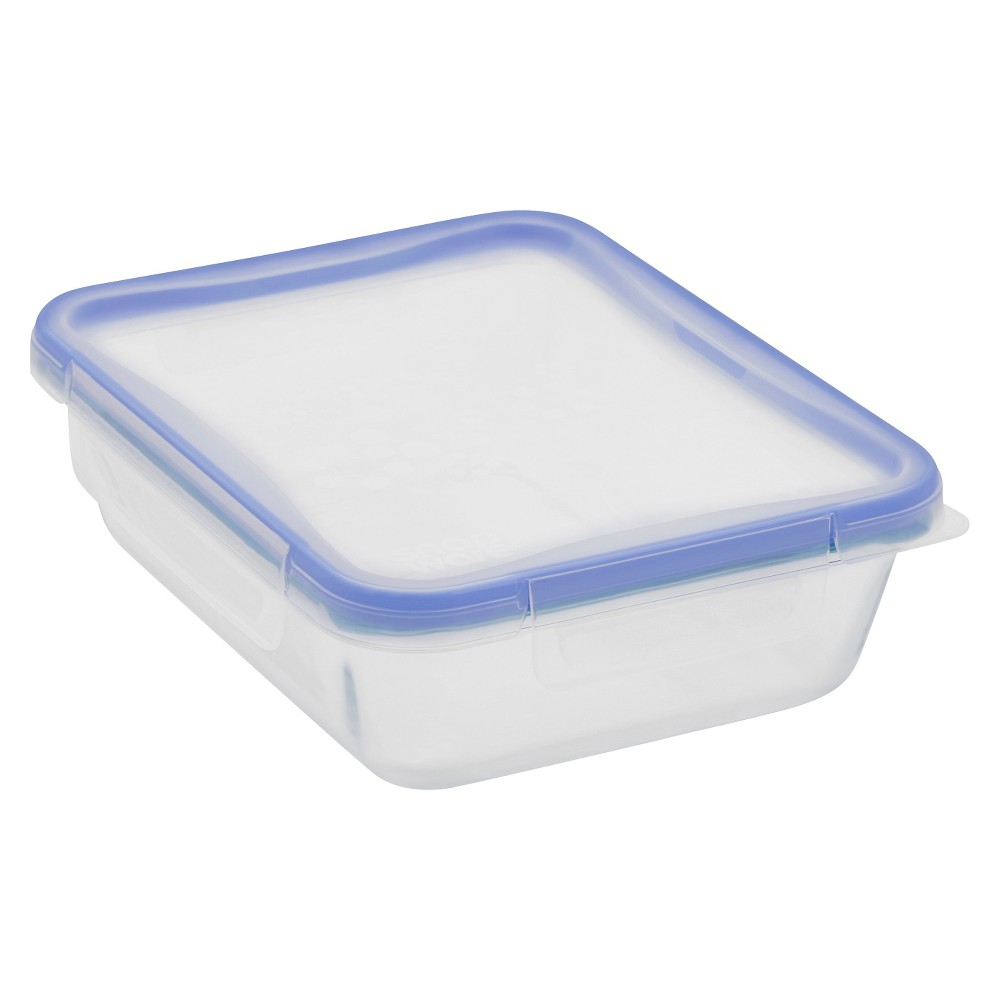 Snapware Glass Rectangle Container - 6 Cup, Clear