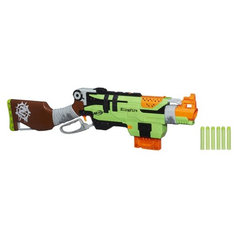 NERF GUN BUNDLE. Modulus, Roughcut 2x4, Slingfire, Jolt Stock + Darts.