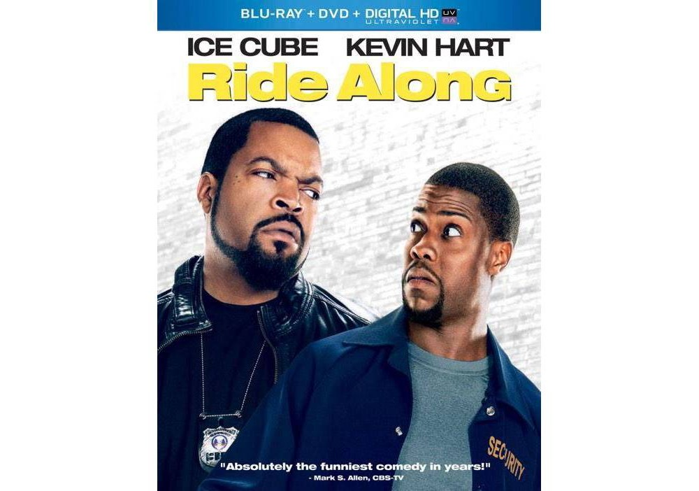 Ride Along [2 Discs] [Includes Digital Copy] [UltraViolet] [Blu-ray/Dvd]