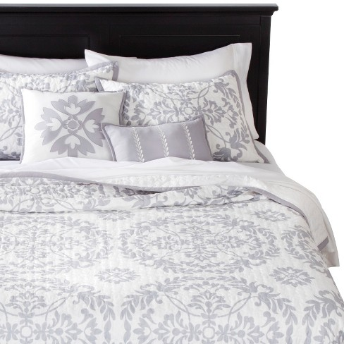 Medallion Quilt Set 5pc - Sunham Home Fashions - image 1 of 2