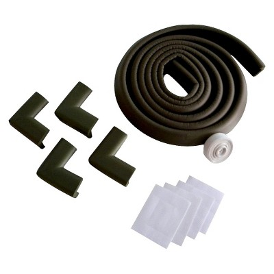 KidCo Foam Edge and Corner Protectors - Brown