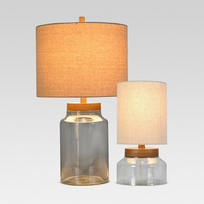 fillable ambient lighting collection clear threshold
