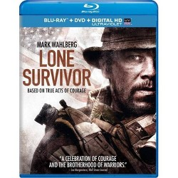 Lone Survivor (2 Discs) (Includes Digital Copy) (UltraViolet) (Blu-ray/DVD) (W) (Widescreen)