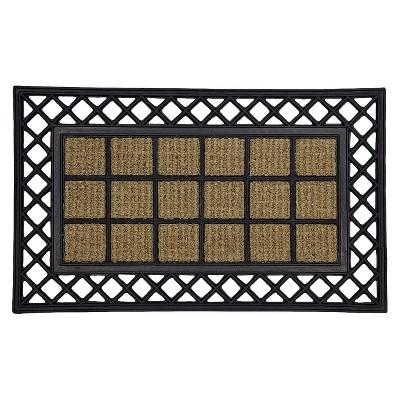 Pressed Doormat - (1'4 x2'4 )- Mohawk