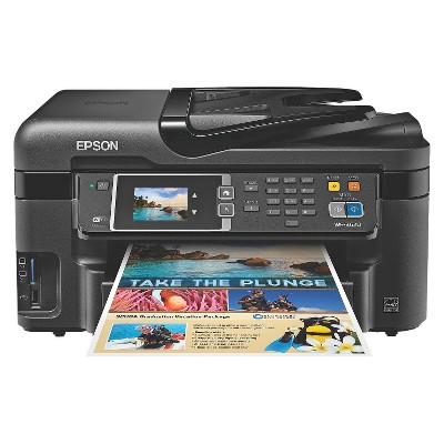 Epson WorkForce WF-3620 Wireless All-in-One Printer
