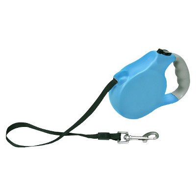 Retractable Dog Leash - 14.66ft Long - Turquoise - Large - Boots & Barkley™