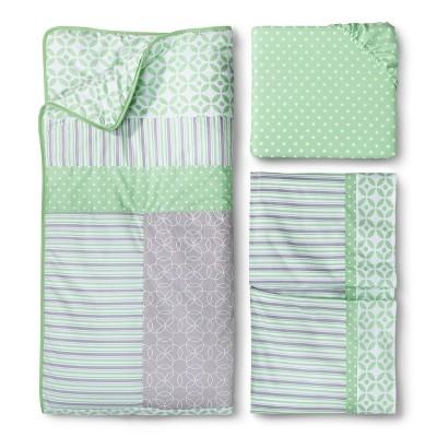 Trend Lab 3pc Crib Bedding Set – Lauren
