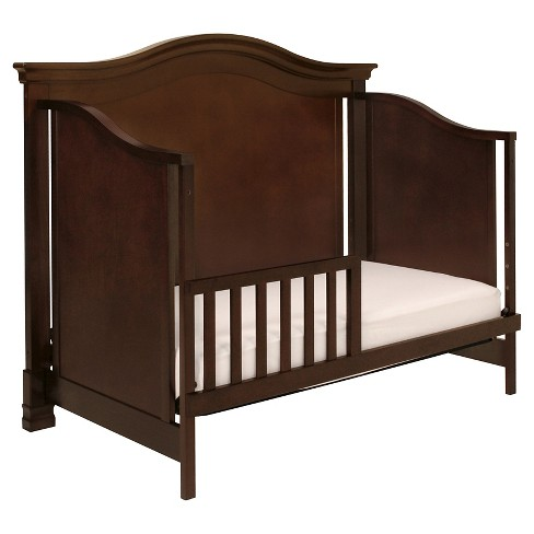 Million Dollar Baby Classic Louis 4 In 1 Convertible Crib With Toddler Bed Conversion Kit Target
