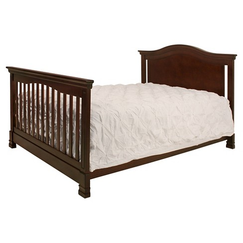 Louis  In  Convertible Crib With Toddler Bed Conversion Kit
