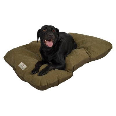 Sporting Dog Solutions Pillow Crate Mat - 28 x47  - Green