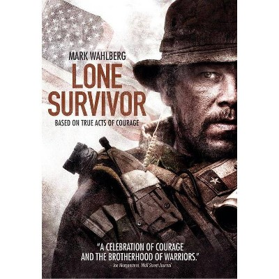 Lone Survivor (dvd_video)