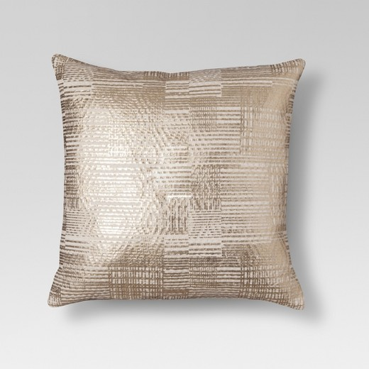 Decorative Pillows In Target : Target Sofa Pillows Cream Solid Throw Pillow Threshold Target - TheSofa