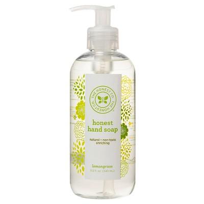 Honest Company Lemongrass Scent Gel Handsoap - 11.5 oz