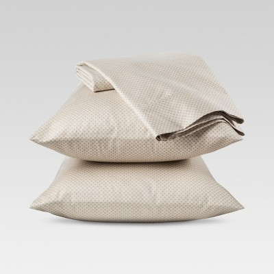 Performance Sheet Set (King)Tan 400 Thread Count - Threshold™