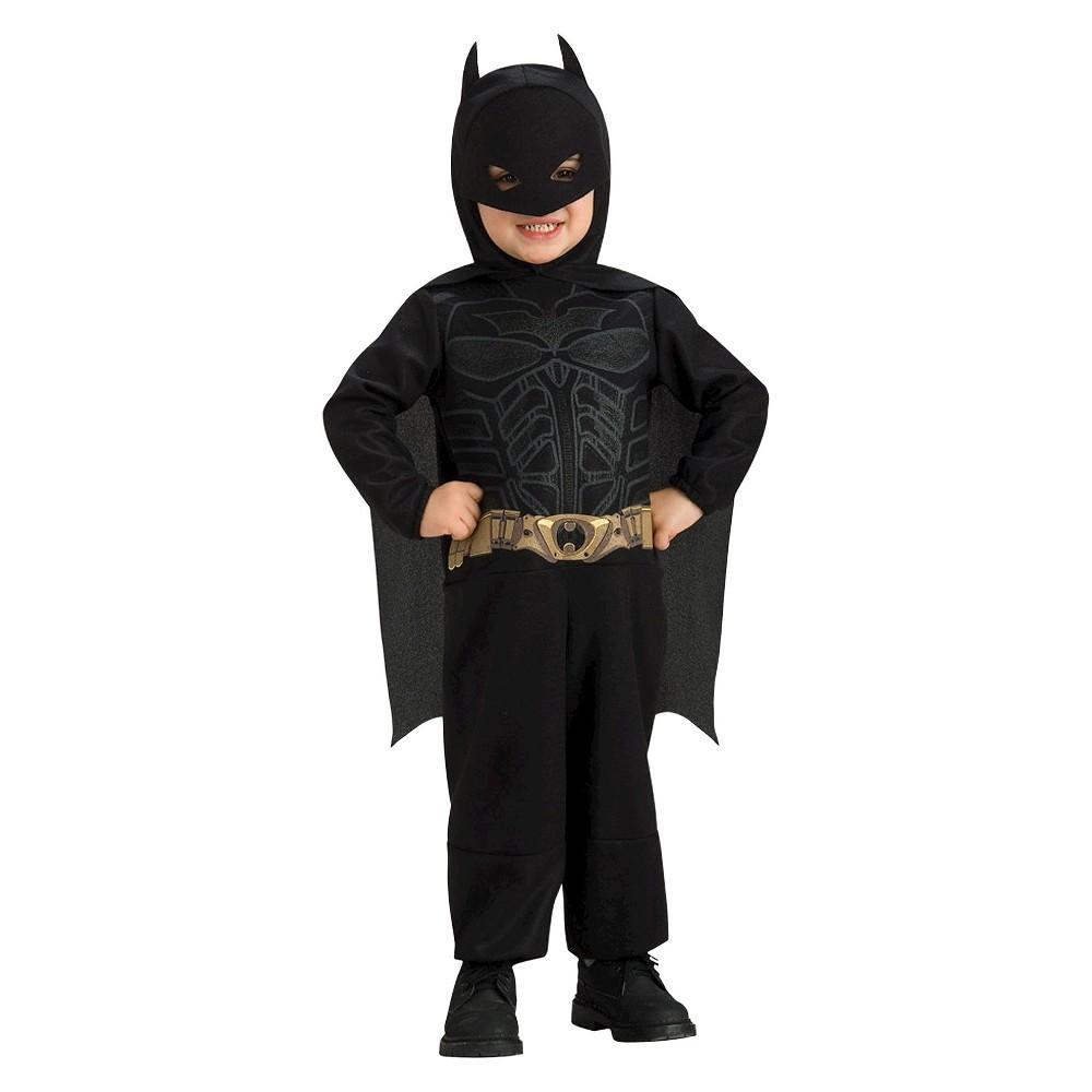 Batman DC Comics Baby Costume 6-12 months, Infant Boys