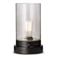 Threshold Seeded Glass Edison Uplight