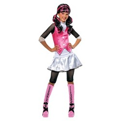 Mattel Monster High Girls' Draculaura Costume