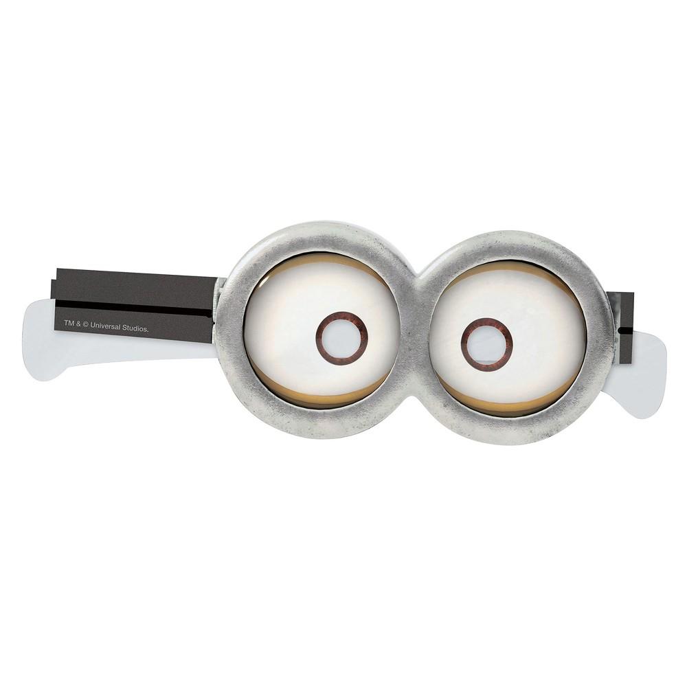 8 ct Despicable Me Minions Goggles, Kids Unisex