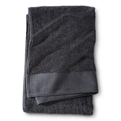 Egyptian Cotton Bath Sheet - Essential Gray - Fieldcrest™