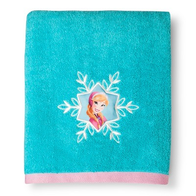Bath Towel Frozen Towel