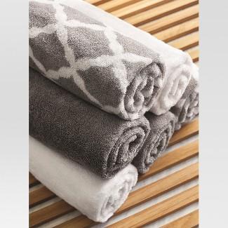 Sculpted Accent Towels Nate Berkus Target