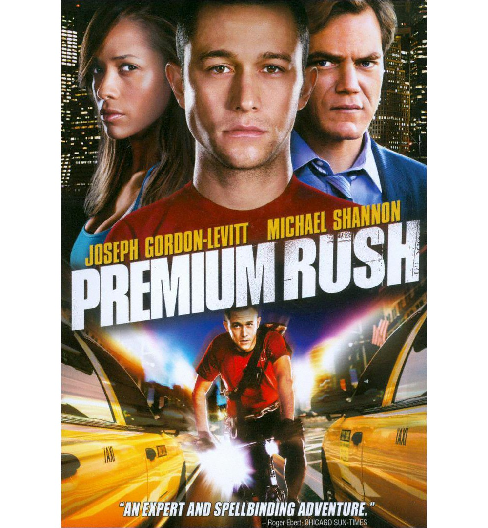 Premium Rush (Includes Digital Copy) (UltraViolet) (dvd_video)