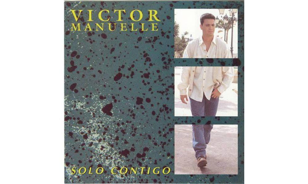 Sony Victor manuelle - Solo contigo (CD)
