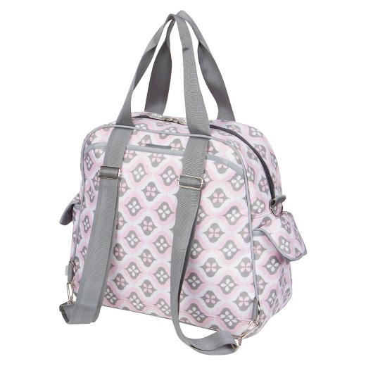 the bumble collection brittany backpack diaper bag sweet blush target. Black Bedroom Furniture Sets. Home Design Ideas