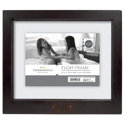 Threshold™ Reclaimed Wood Frame - Black 8X10