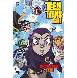 Teen Titans Go! (Hardcover)