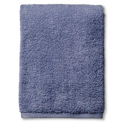 Fast Dry Bath Towel - Washed Indigo - Room Essentials™