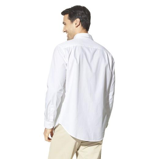 Men's Big & Tall Long Sleeve Button Down Shirt - Merona™ : Target