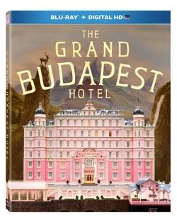 Grand Budapest Hotel (Includes Digital Copy) (UltraViolet) (Blu-ray)