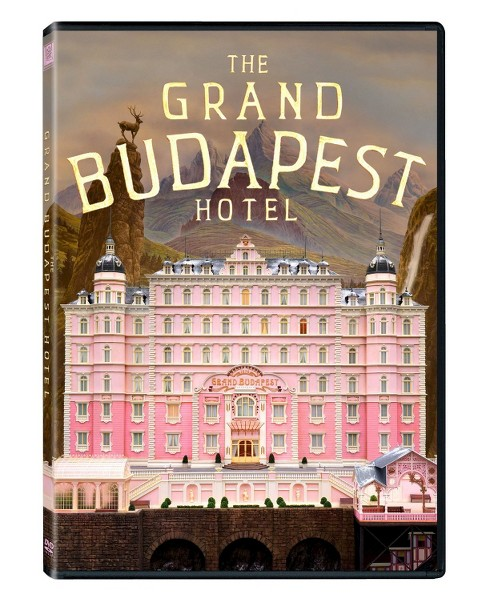 The Grand Budapest Hotel (dvd_video) - image 1 of 1