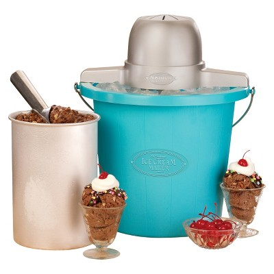Nostalgia Ice Cream Maker