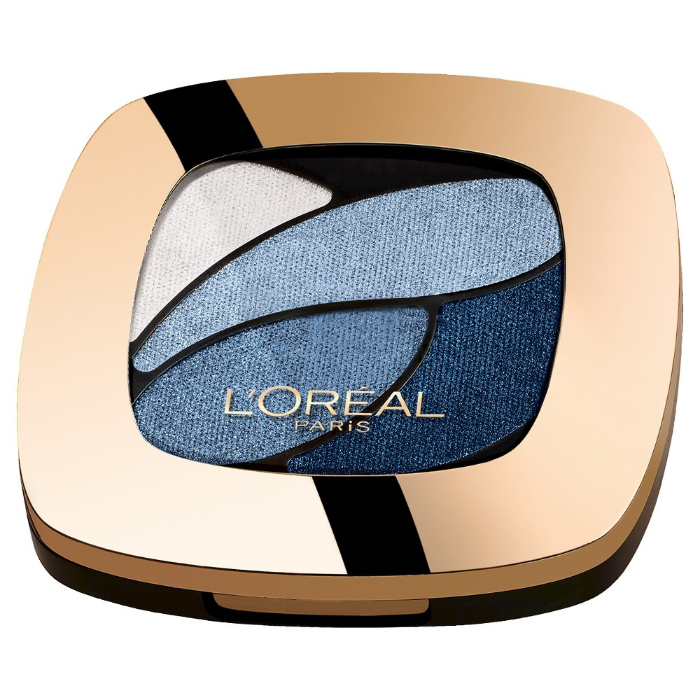 L'Oreal Paris Colour Riche Dual Effects Eyeshadow - Eternal Blue 280