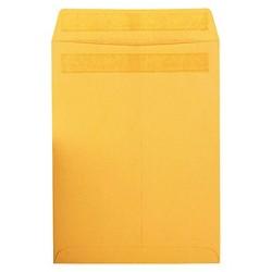 Quality Park Redi-Seal Catalog Envelope - Brown (100 Per Box)