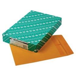 Quality Park Redi-Seal Catalog Envelope - Brown (100 Box)