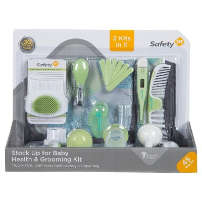 Safety 1st® Stock Up for Baby Health & Grooming Kit