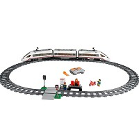 LEGO City Trains High-speed Passenger Train