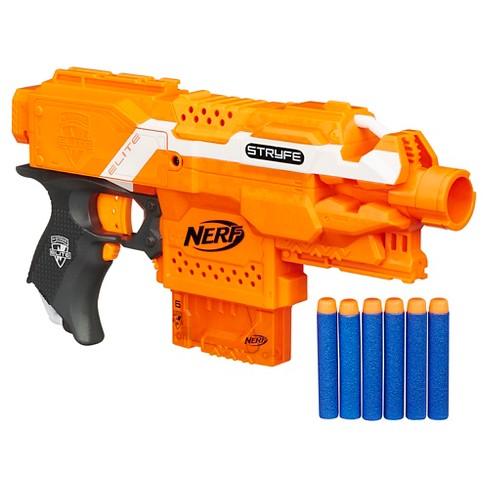 Nerf Nitro Blasters Are Guns That Shoot Cars! No, as Ammunition.