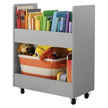 Circo Toy Rolling Cart with Paper Veneer
