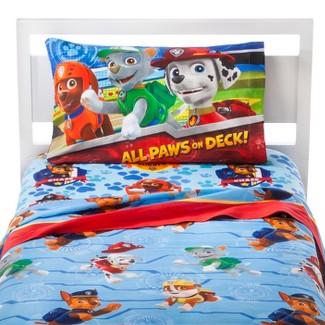 paw patrol : kids' bedding : target