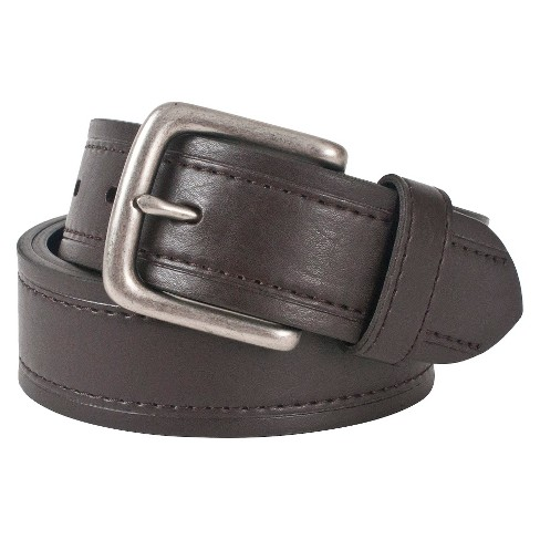Men's Stitched Belt - Merona™ - image 1 of 1