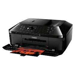 Canon® PIXMA MX922 Wireless Inkjet All-In-One Color Printer - Black (6992B002)