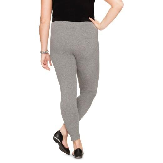 Women's Plus-Size Leggings Heather Gray - Xhilaration™ : Target